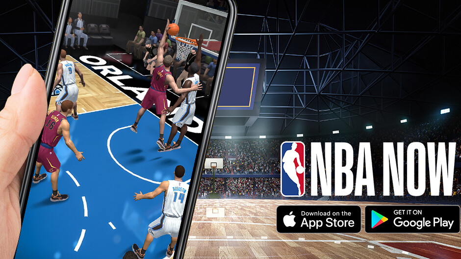 NBA Now slam dunks into Android and iOS devices