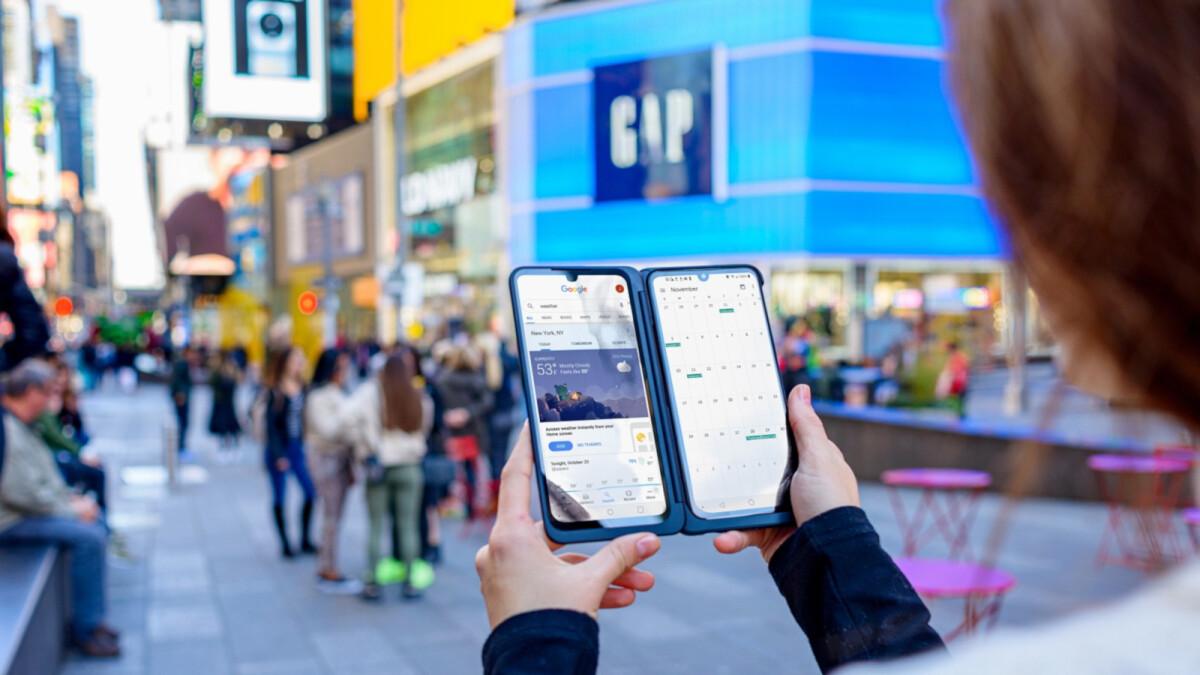 Dual Screen LG G8X ThinQ begins global rollout