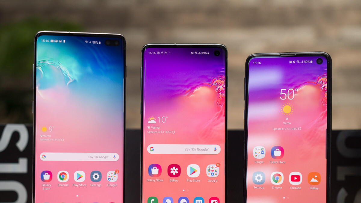 Your bank accounts are safe, Samsung fixes fingerprint issue on the Galaxy S10 and Note 10