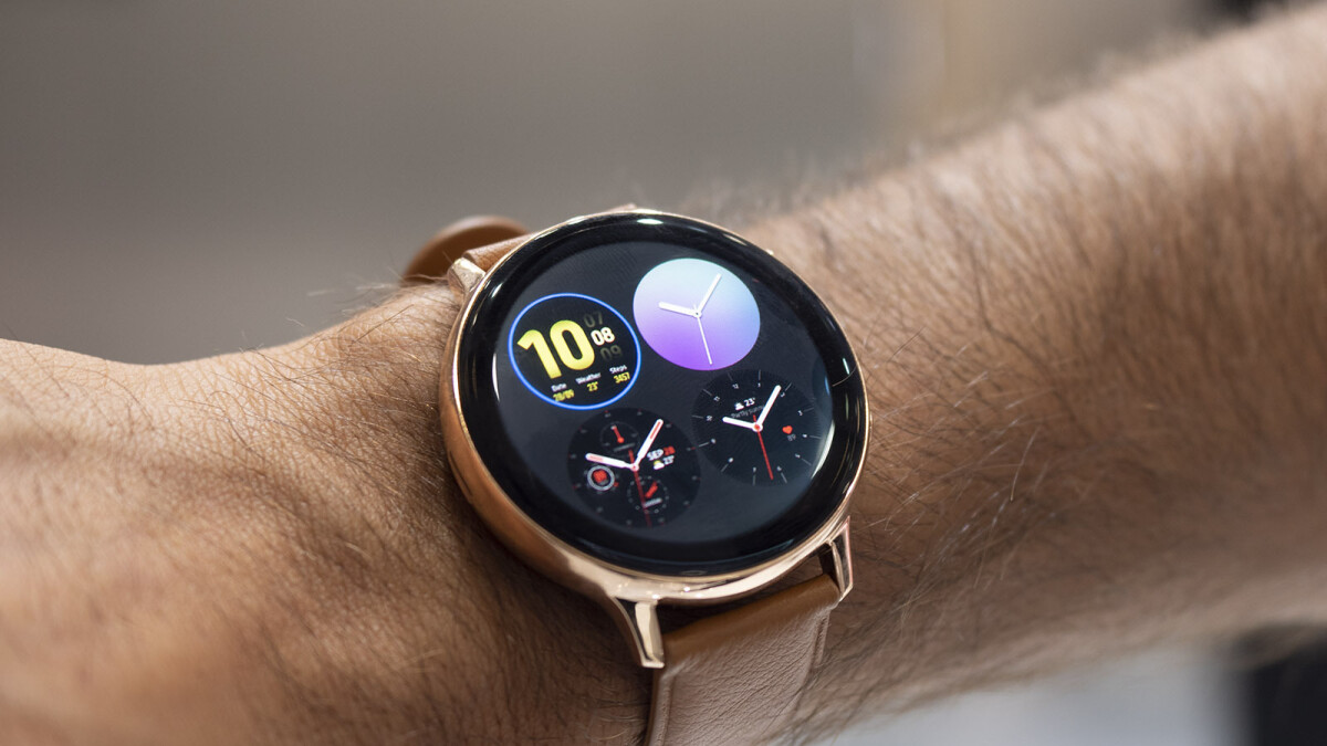 Samsung Galaxy Watch Active 2 update fixes a nasty bug
