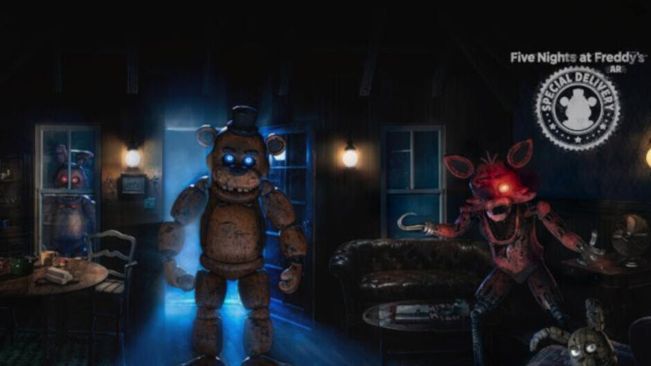 Five Nights at Freddy's AR: Special Delivery enters Early Access before Thanksgiving