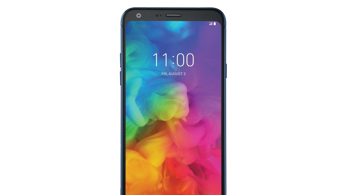T-Mobile brings Android 9.0 Pie to the mid-range LG Q7+