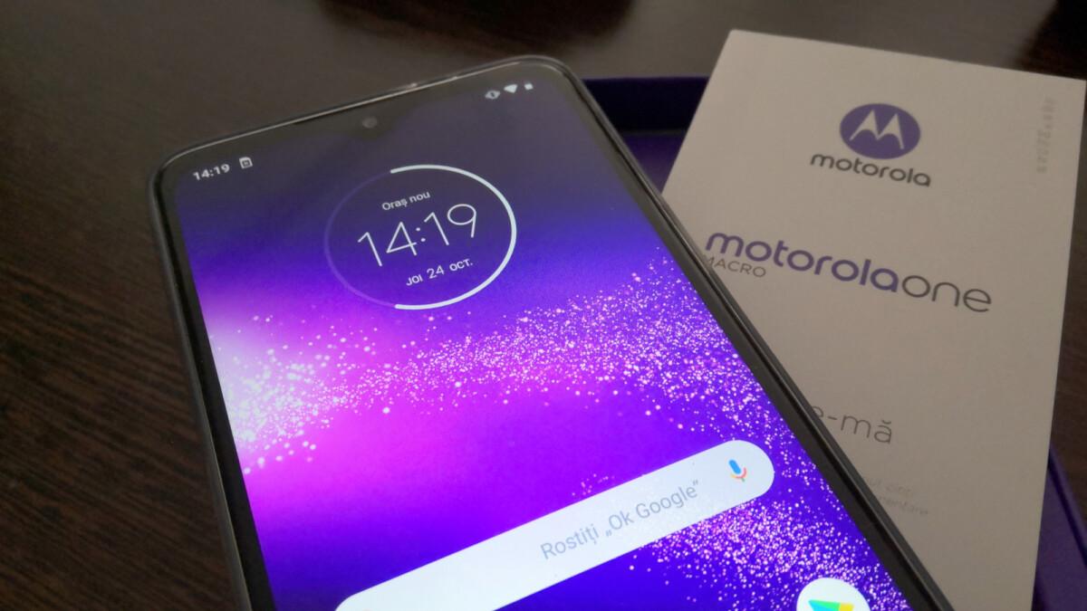 Motorola One Macro: first camera samples