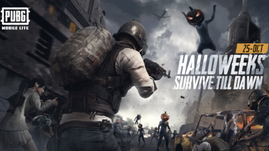PUBG Mobile Lite adds Halloween-themed survival mode, new weapons