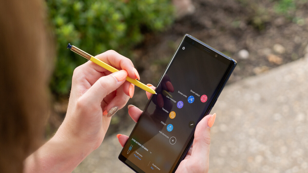 Weird: The Galaxy Note 9 512 GB and Note 9 128 GB have the same price at Samsung