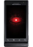 Verizon is the Android stronghold with the Motorola Droid