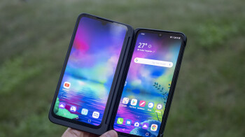 Deal: New LG G8X ThinQ with Dual Screen is free at AT&T (terms and conditions apply)
