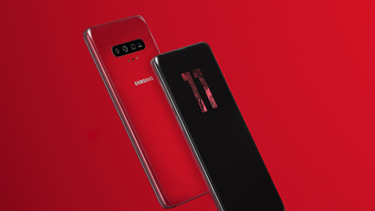 The Samsung Galaxy S11's design has reportedly been finalized