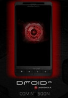 Motorola DROID X is pictured in Verizon's Droid line-up