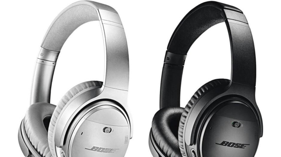 Buy a pair of Bose QC35 premium noise-canceling headphones for just $220 ($130 off)