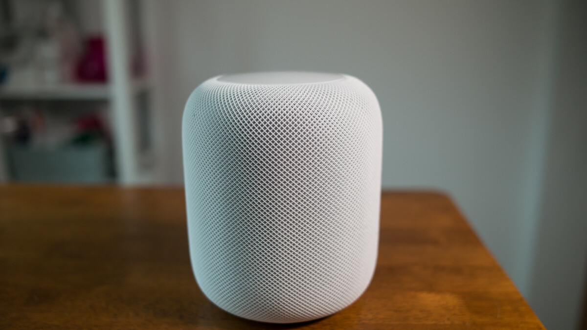 Apple updates HomePod with important new features, improvements