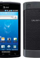 AT&T gets its high-end Android phone with the Samsung Captivate