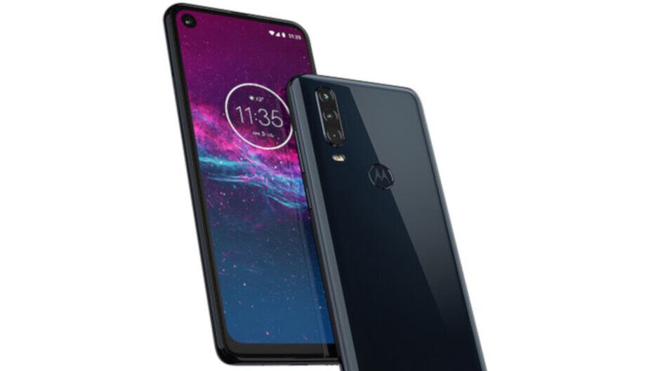 Motorola One Action is already cheaper in the US ahead of Halloween launch