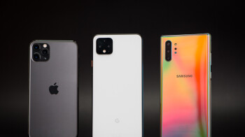 Google Pixel 4 XL vs iPhone 11 Pro Max vs Galaxy Note 10+: Low-light Camera Comparison