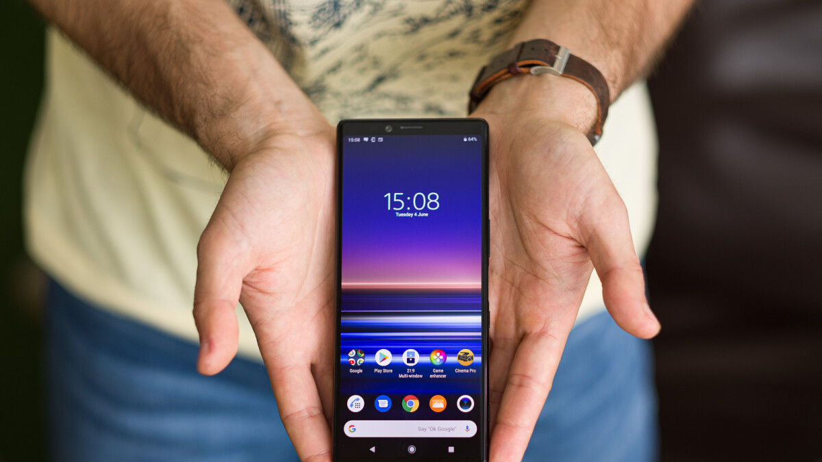 Sony smartphone shipments reach all-time low as Xperia 1 shows no impact