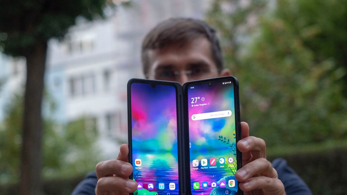 Sprint details LG G8X ThinQ release schedule and introductory deal