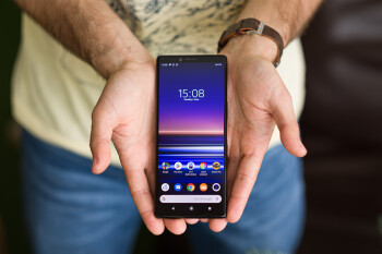 Sony sold just 600,000 smartphones last quarter, as Xperia 1 shows no impact