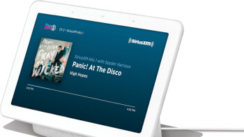 Nest smart speakers and displays getting SiriusXM support via Google Assistant