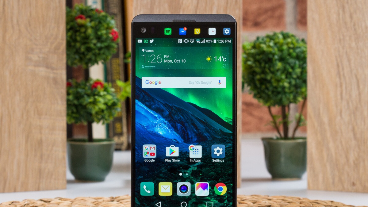 LG V20 starts receiving unexpected Android 9.0 Pie update