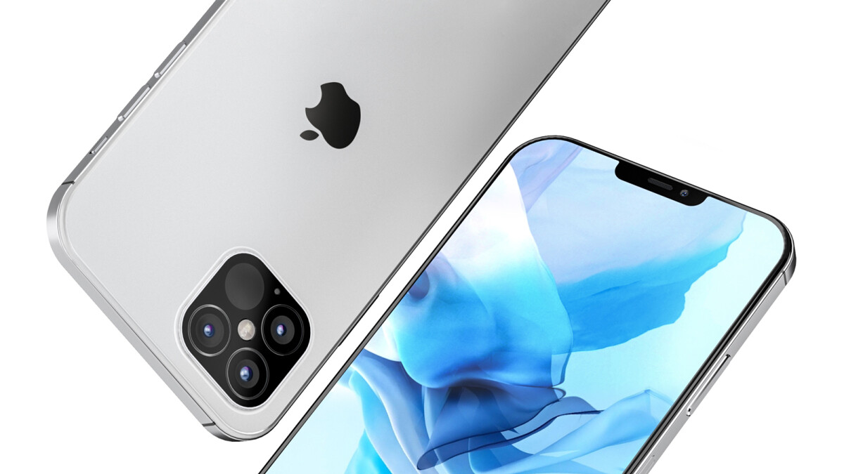 Apple's 2020 iPhone 12 lineup pictured in beautiful design renders