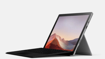 Early Black Friday deal shaves $180 off Microsoft's hot new Surface Pro 7 with keyboard