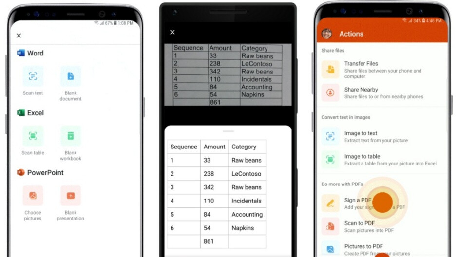 Microsoft's new 3-in-1 Office app for Android and iOS reimagines mobile productivity