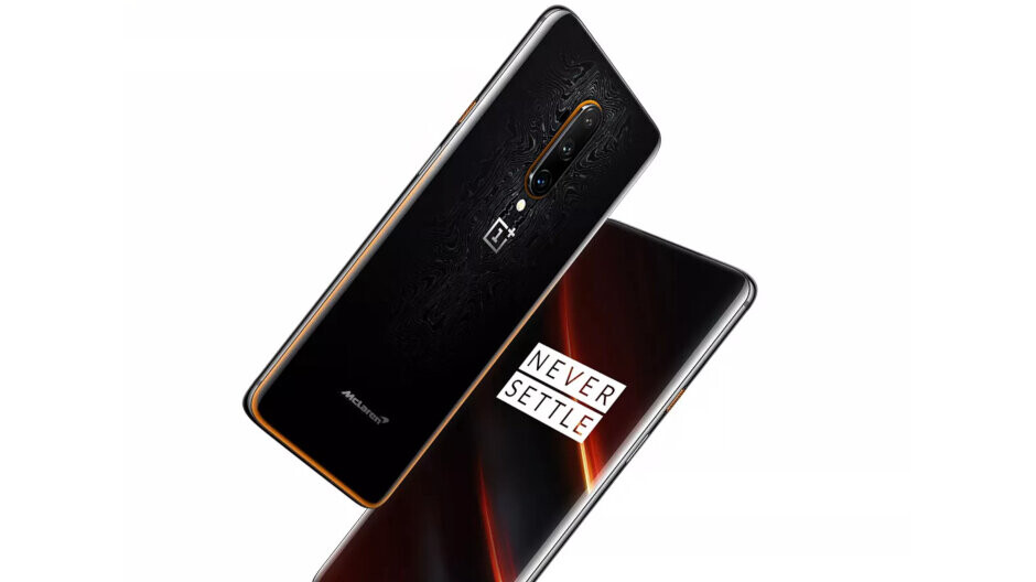 OnePlus 7T Pro McLaren Edition launch date revealed, but US version is still MIA