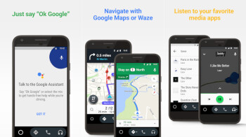 Google brings Android Auto to phone screens via Play Store