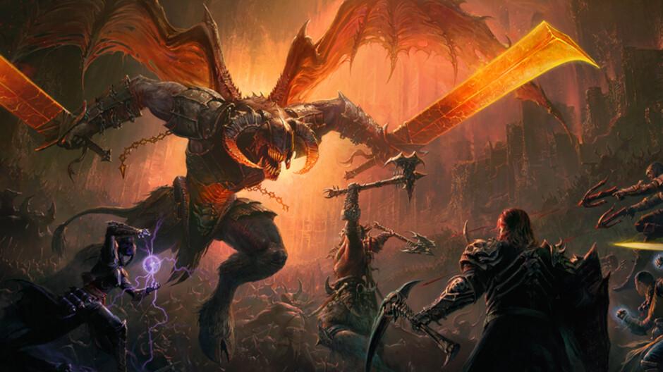 Blizzard reveals new Diablo Immortal gameplay trailer