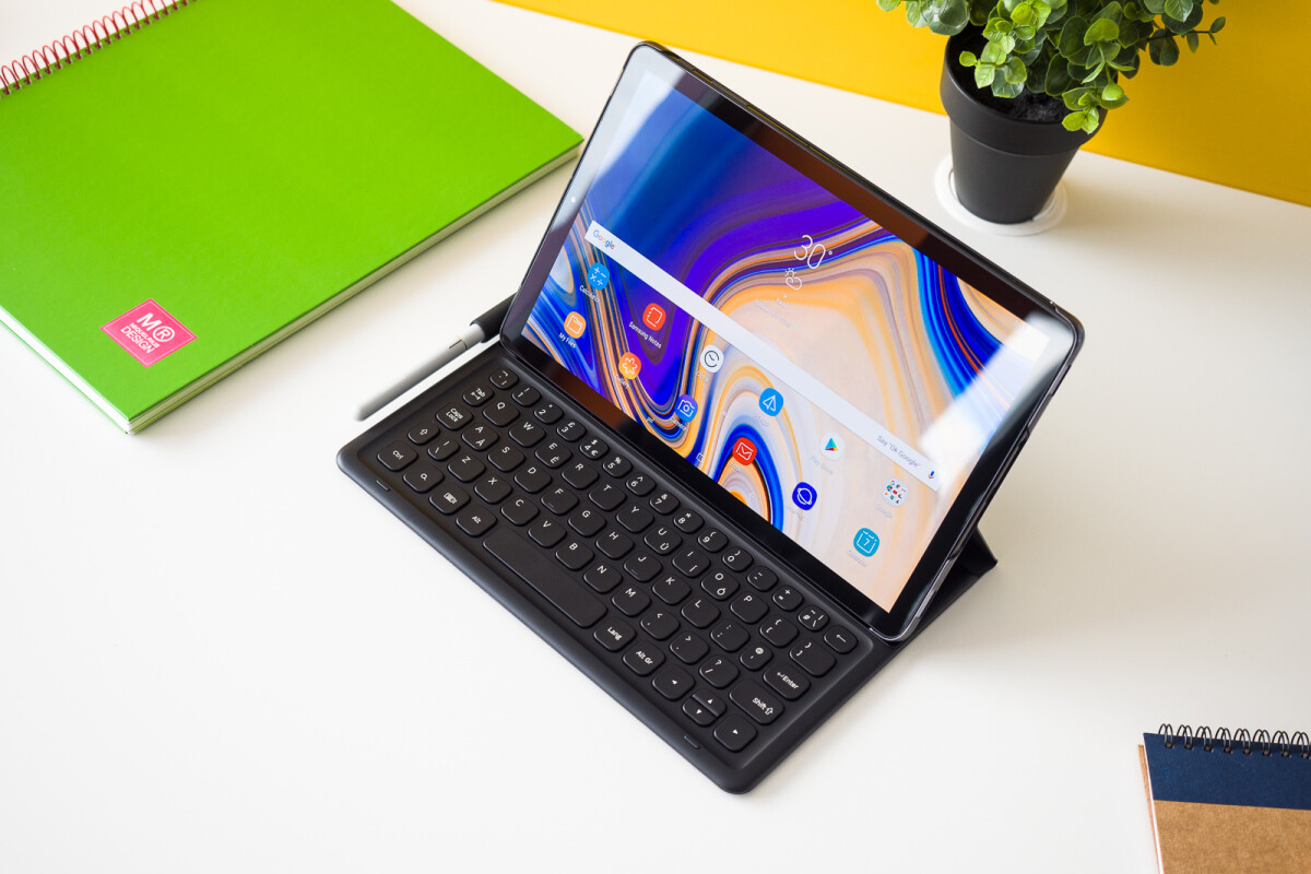 Samsung And Best Buy Offer Massive Discounts On The Galaxy Tab S4 Phonearena