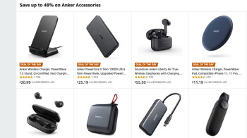 Amazon has a bevy of Anker chargers, headphones, speakers, and more on sale at massive discounts