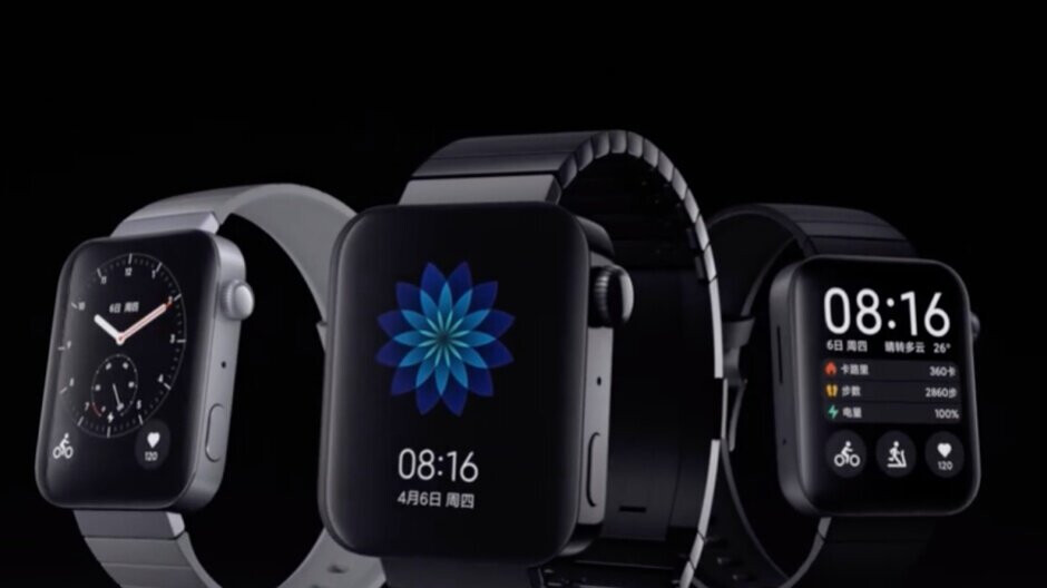 Xiaomi's Apple Watch clone is official with tweaked Wear OS and a killer price