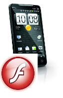 Flash 10.1 made to work on the HTC EVO 4G
