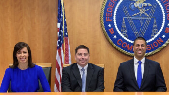 FCC votes 3-2 in favor of T-Mobile's acquisition of Sprint