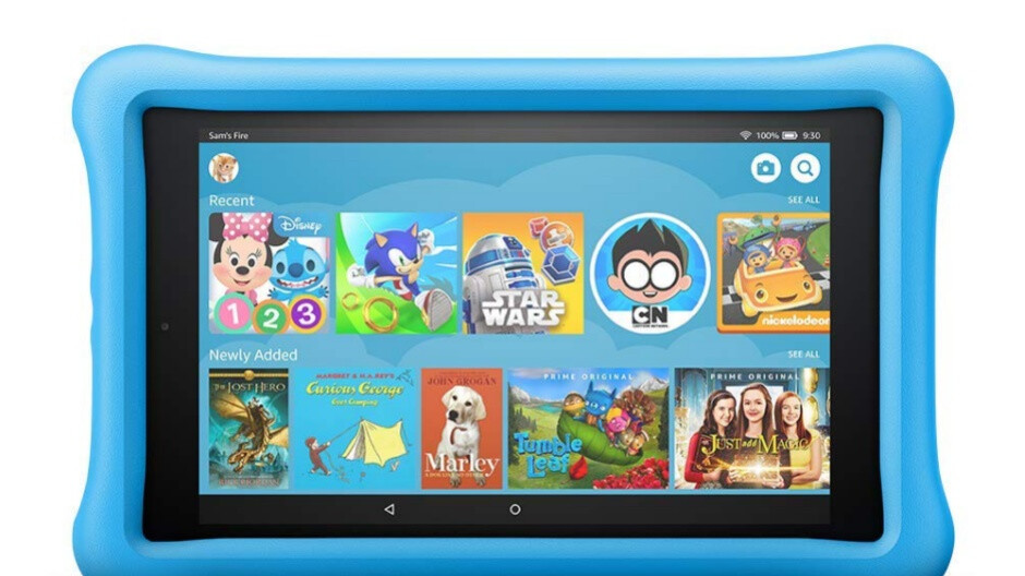 Two of Amazon's best-selling Fire tablets are on sale at massive discounts ahead of Black Friday