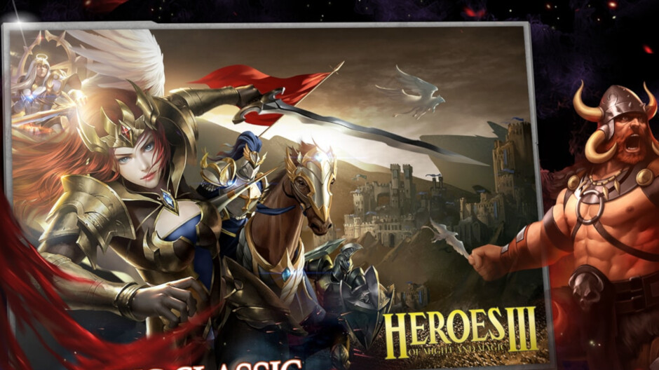 Ubisoft announces new Might & Magic mobile game, pre-registration now open