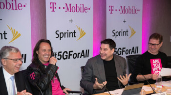 T-Mobile/Sprint merger is now formally endorsed by nine states, opposed by many more