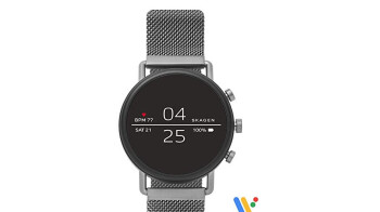 Skagen Falster 2 smartwatch powered by Wear OS is half off at Amazon