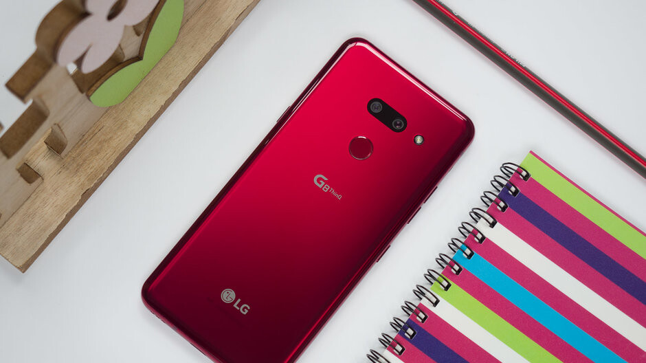 Pick up an unlocked LG G8 for just $400 with this deal from eBay (plus a free screen protector)