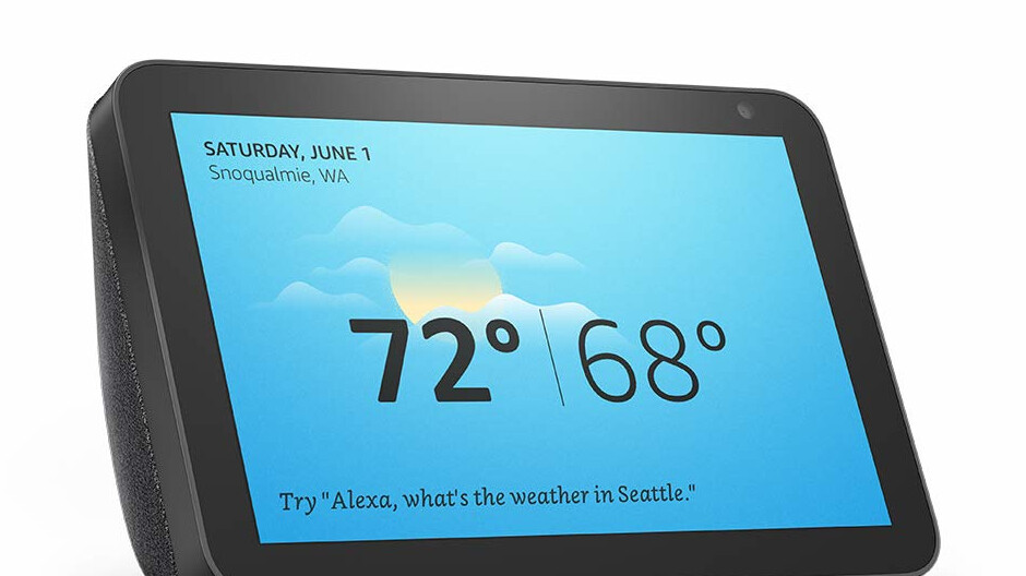 Amazon Echo Show 8 smart display gets a sweet discount ahead of Black Friday