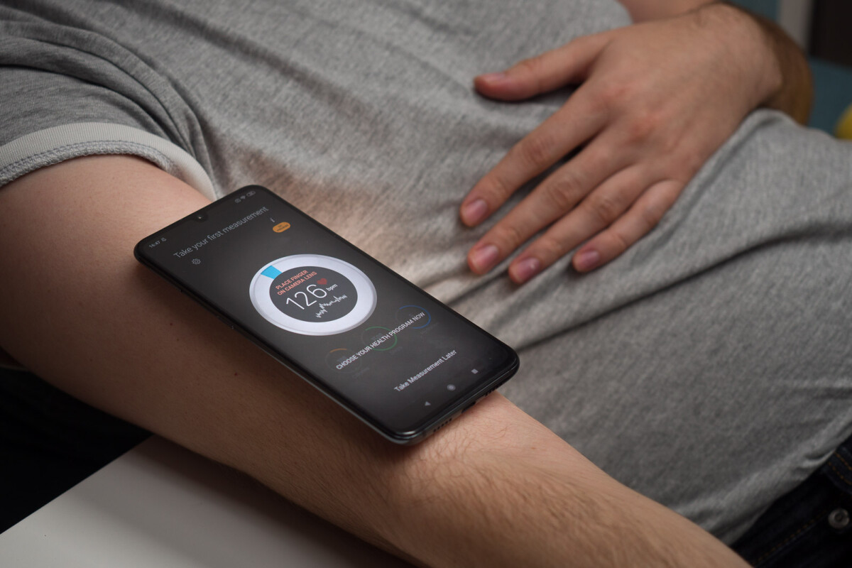 Stop Using Apps To Measure Your Blood Pressure Phonearena
