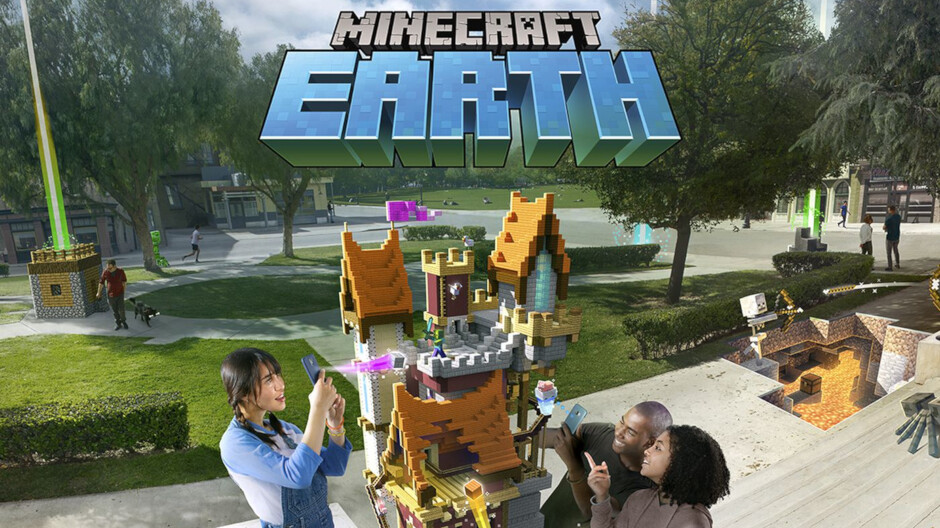 Minecraft Earth early access goes live for Android and iPhone users in the US