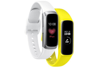 Samsung Galaxy Fit update brings new watch faces, music control feature