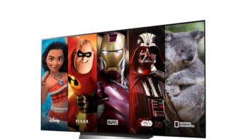 Disney+ officially comes to LG smart TVs