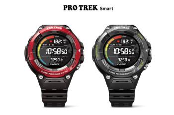 Casio Pro Trek WSD-F21HR rugged smartwatch gains Google Fit support