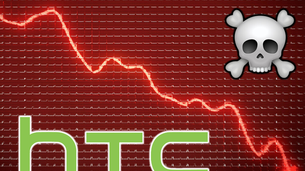 HTC reports sixth straight quarterly loss as smartphone woes continue