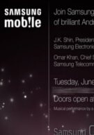 """Samsung will unveil a """"new class"""" of Android handsets at their New York City event"""