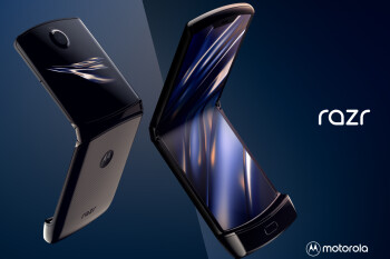 Motorola is confident its new razr phone won't break like the Samsung Galaxy Fold