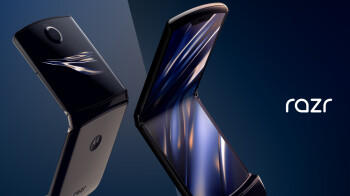 Motorola is confident its new razr phone won't break like the Samsung Galaxy Fold