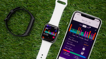 Apple Watch vs $40 fitness band: which tracks sleep better?